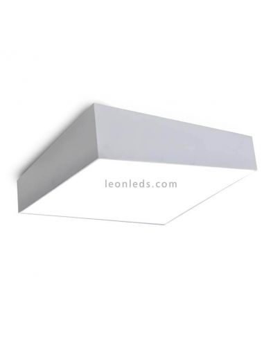 Plafón de techo serie Mini marca mantra iluminación color blanco   Leonleds Iluminación