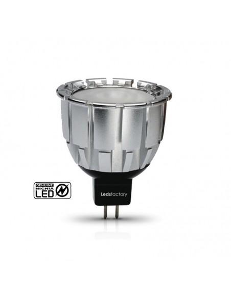 Bombilla Led MR16 Regulable -8W- 60º en 2 tonos de luz | LeonLeds Iluminación