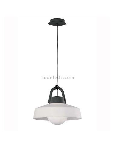 Lámpara de techo para zonas de Exterior Moderna serie Kinké | LeonLeds Iluminación