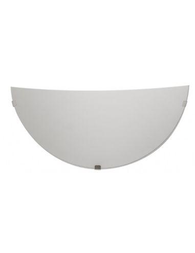 Plafón Ovalado 25X13 Serie Mercurio