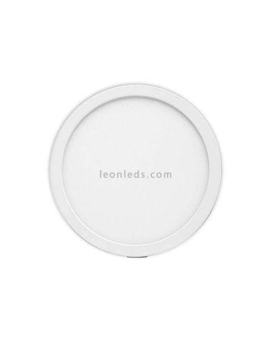 Downlight LED redondo tamaño mediano 14,5Cm Saona 12W | LeónLeds Iluminación | Downlight IP20