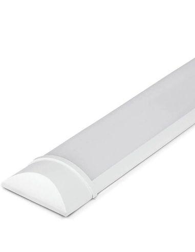 Regleta LED Interior 40W de 120cm Vtac Pro | LeonLeds