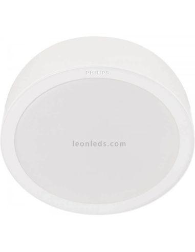 Plafón Downlight LED blanco 17W Meson Surface Philips | LeonLeds Iluminación