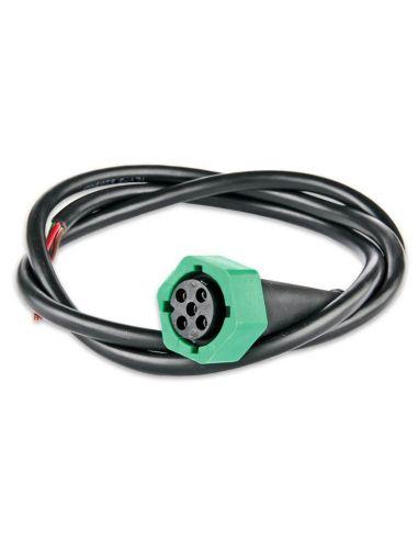 Conector Bayonet 5 PIN -Verde-