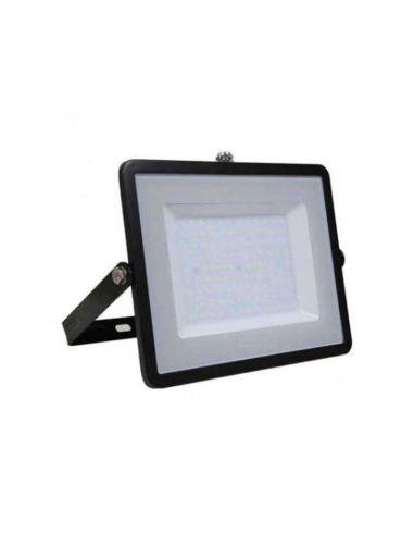 Proyector LED 100W Negro V-Tac Pro LeonLeds | LeonLeds