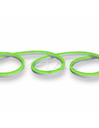 Tira Led Neon - Verde- 10 Metros