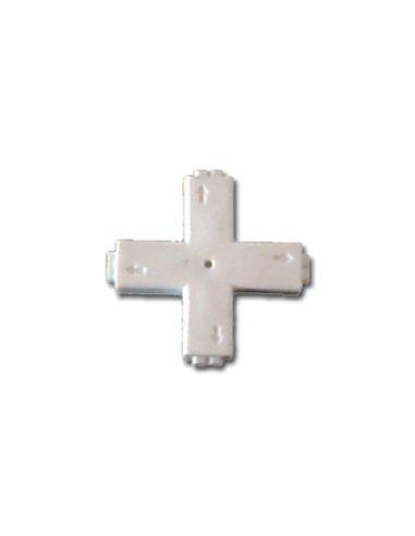Conector para tira Led -3528- Cruz