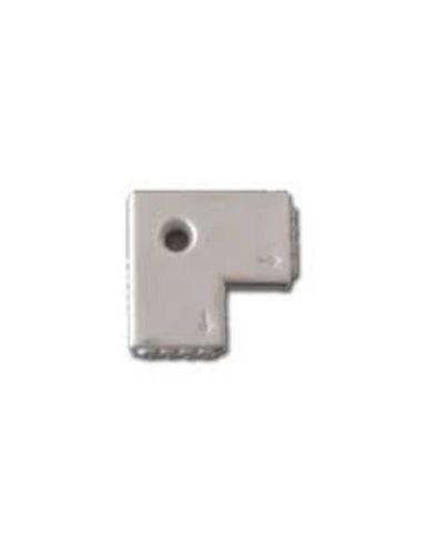 Conector para tira Led RGB -5050- Cruz