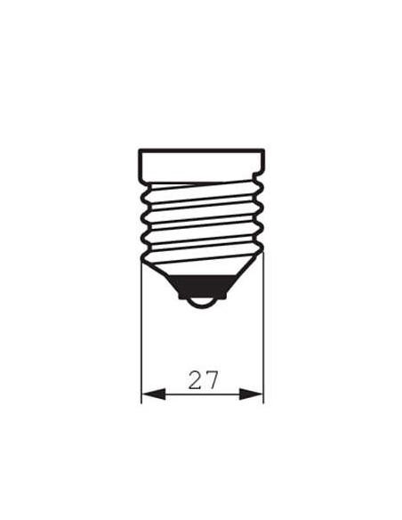 Bombilla Led Philips E27 A60 -6W- CorePro | Bombilla de LED A60 E27 Philips | LeonLeds Iluminación