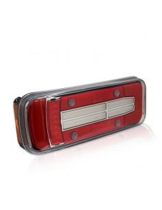 Piloto Trasero LED para Camión con conector lateral efecto Neon de Lucidity 26064 valido para 12V y 24V | LeonLeds Iluminación