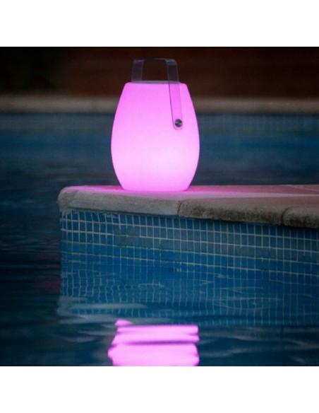 Altavoz Portátil LED Bluetooch con mando a distancia | LeonLeds Iluminación