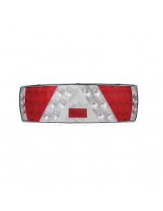 Piloto Trasero LED para camión cabeza tractora de Lucidity con 7 funciones | LeonLeds Iluminación