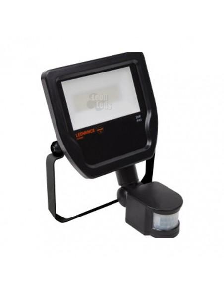 Proyector Led Ledvance 20W con sensor de movimiento PIR infrarrojos | LeonLeds Iluminación