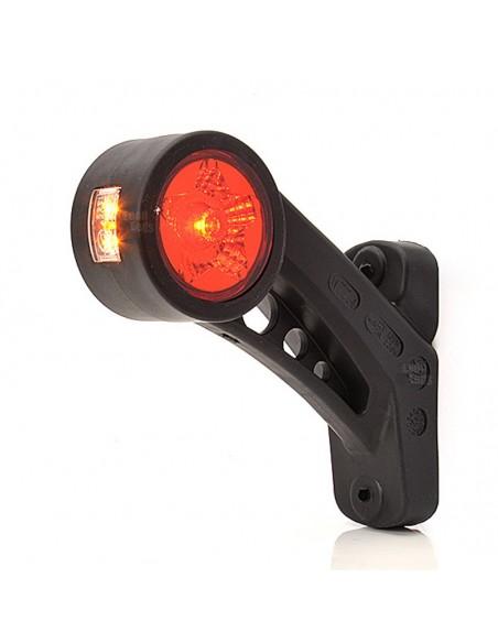 Cuerno LED Corto 3 Funciones