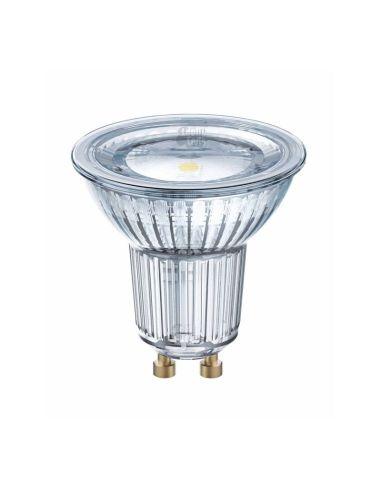 Bombilla Dicroica GU10 LED PAR16 de 4,3W de Osram LedVance Cristal con 120º de haz de luz | LeonLeds Iluminación