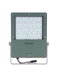 Proyector Led para exterior de Philips CorePro IP65 93W gris rectangular de calidad buen precio   LeonLeds Iluminación