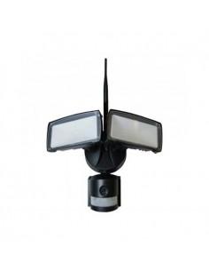 Proyector Led Sensor/Camara/Wi-Fi -18W- Negro