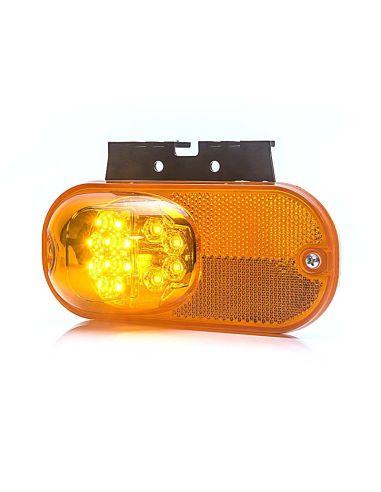 Piloto Led con luz lateral Lateral LED e intermitente LED catadioptrico para vehículos 1152    Leonleds