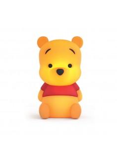 Lámpara Portatil Led Winnie de Pooh Disney -Philips- SoftPal   LeonLeds