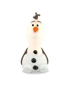 Lámpara Portatil Led Olaf Disney -Philips- SoftPal
