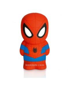 Lámpara Portatil Led Spiderman Marvel -Philips- SoftPal   LeonLeds