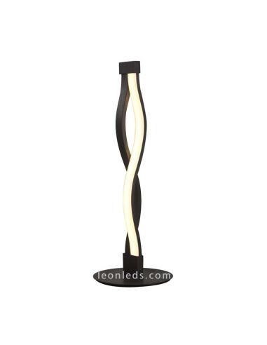 Lámpara de Sobremesa LED de la serie Sáhara acabado Forja 6W 2800K Mantra Barata Comprar Diseño moderno 5402   LeonLeds