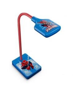 Flexo Infantil Led -SpiderMan- Marvel Philips   LeonLeds