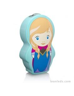 Linterna Portátil Infantil Led de Anna Disney -Philips-   Leonleds