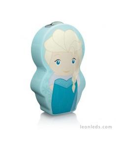 Linterna Portátil Infantil Led de Elsa Disney -Philips-   LeonLeds