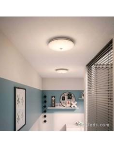 Plafón LED con sensor Mauve de Philips de color blanco | Leonleds Iluminación