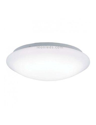 Plafón con sensor 16W DeteK Blanco de Kohl Lighting BPM | LeonLeds