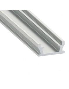 Perfil Empotrable en el suelo de Aluminio -Tipo TERRA- 2M