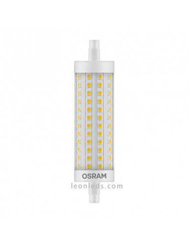 Bombilla Lineal LED R7S 12.5W-125W 118MM LedVance Osram 100W No Dimmable    LeonLeds