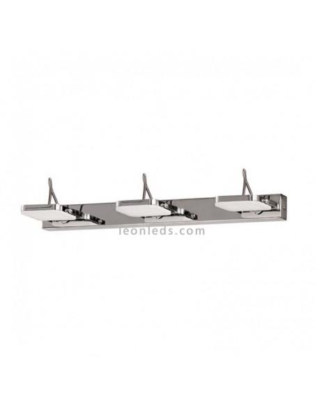 Aplique de Baño LED Maji 3 Luces 12W de ACB design | LeonLeds