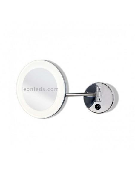 Espejo de baño Boan LED 3W IP44 el mejor precio en espejos con led incluido | LeonLeds