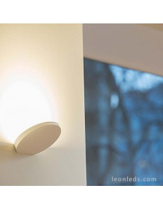 Aplique de Pared Led Flap Blanco 20W -ArkosLight- Baratos | Leonleds