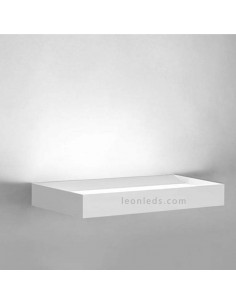 Aplique de Pared Led Rec Blanco 37.5W -ArkosLight- regulables | LeonLeds