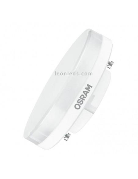 Bombilla LED GX53 Osram LED 4.7w 40w Luz Natural redonda Lámpara GX53 de calidad  LeonLeds