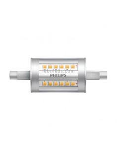 Bombilla Linenal LED R7S 7.5W-60W Philips -CorePro- de 78 milimetros | Leonleds
