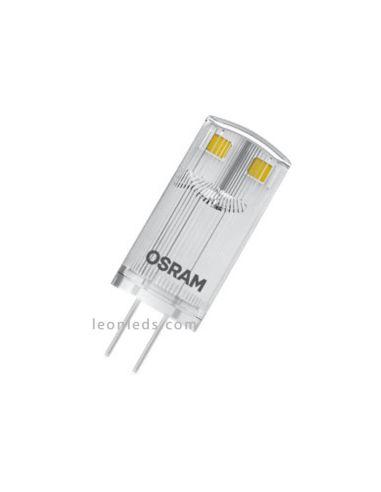 Osram Parathom G4 LED 0,9W 827 2700k luz cálida 12 voltios Bombilla de LED LedVance Parathom   LeonLeds Iluminacion