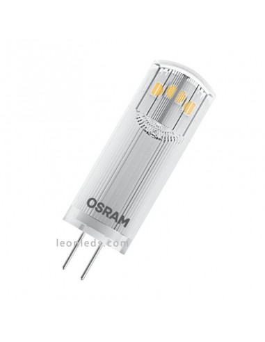 Osram Parathom LED G4 300º 1.8W 827 Calida 12V Equivalente 20W Bombilla LED G4 de LedVance   LeonLeds Iluminación