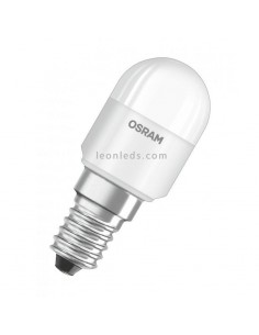 Osram Parathom T26 2,3W 827 Cálida Sustitución 20W Bombilla LED Osram Parathom LED  para nevera | LeonLeds Iluminación