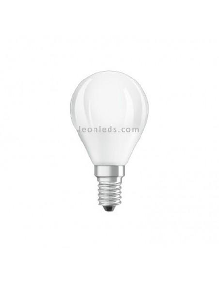 Osram Parathom  5.7W CL P Mate 827 Cálida Equivalente 40W Bombilla LED E14 P45 LedVance | LeonLeds Iluminación