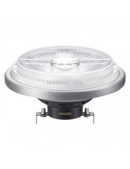 Bombilla Master Ledspot LV AR111 11W 24º  Regulable de Philips | LeonLeds.com
