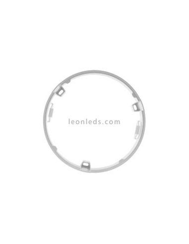Soporte para Montaje en Superficie de Downlight Osram LedVance DL LED Slim DN210 18W | LeonLeds Iluminación