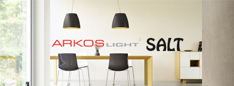 Lámparas LED Salt de ArkosLight
