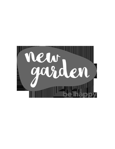 New Garden Be Happy
